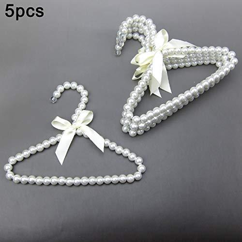 Alfie Pet - Erick 5-teiliges Set für Haustierkleidung mit Perlen, Farbe: Weiß (Für 5 Halloween-kostüme Freunde)