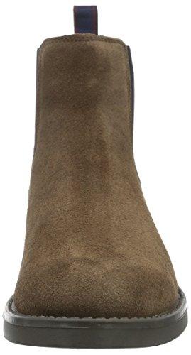 Gant Oscar, Bottes Classiques homme Marron - Braun (Dark brown G46)