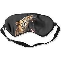 Tiger Opened Big Mouth Sleep Eyes Masks - Comfortable Sleeping Mask Eye Cover For Travelling Night Noon Nap Mediation... preisvergleich bei billige-tabletten.eu