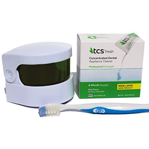 TCS, Sonic Cleaner & Sili Brush ...