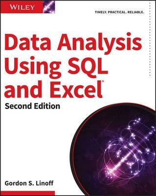 [ { Data Analysis Using SQL and Excel (Revised) } ] BY ( Author ) Dec-2015 [ Paperback ]