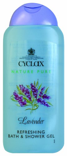 Cyclax Lavender Bath and Shower Gel 300ml