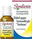 Globuli Similasan gegen Sonnenallergie (15 G)