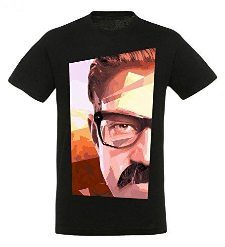 HandOfBlood baal T-Shirt | Original Fan-Artikel | in Schwarz Aus Baumwolle | Youtube Merchandise, Größe:XL (Max Hände-t-shirt)