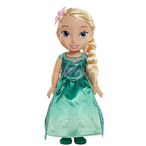 Disney Frozen My First Fever Elsa Kleinkind Puppe (Mehrfarbig)
