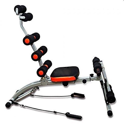 Six Pack Care Exercise Panca addominali e dorsali