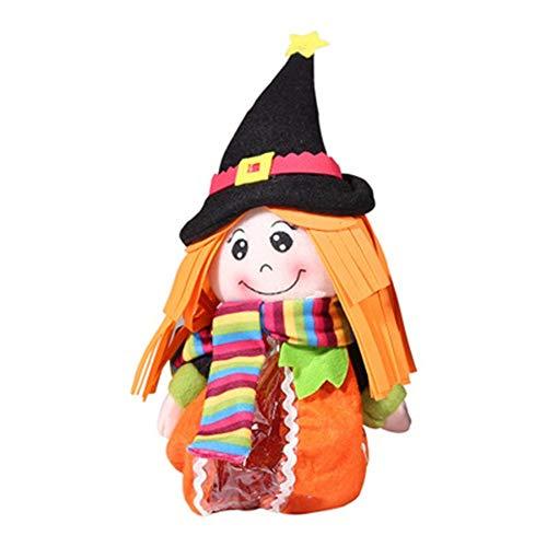 oration Halloween süßigkeiten Taschen transparent Kinder Geschenk - Taschen Dekoration,s ()