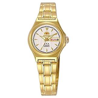 Orient FNQ1S002W9 – Reloj de Pulsera para Mujer, Color Dorado