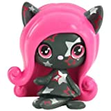 Monster High Minis - Mini Vinyl Ghouls Sortiment (Pattern Ghoul - Catty Noir - Serie 1) #34