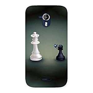 Special Pawn Click King Back Case Cover for Micromax Canvas Magnus A117