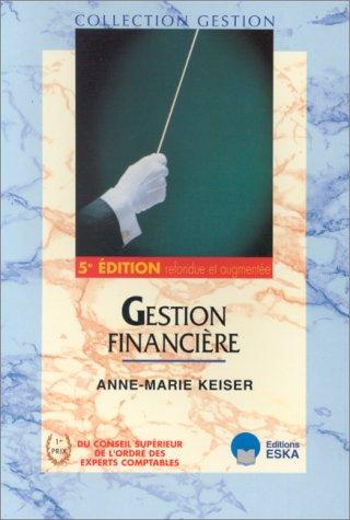 Gestion financière, 5e édition