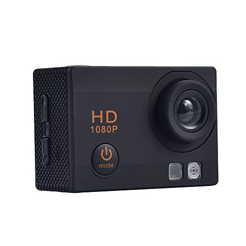TAOtTAO Wasserdichte Kamera HD 1080P Sport Action Kamera DVR Cam DV Video Camcorder (A)