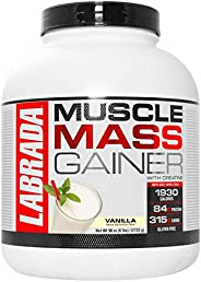 Labrada Muscle Mass Gainer - 6 lbs (Vanilla)