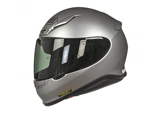 Plain NXR Shoei - casco integral matt-grau Talla:M (57/58)