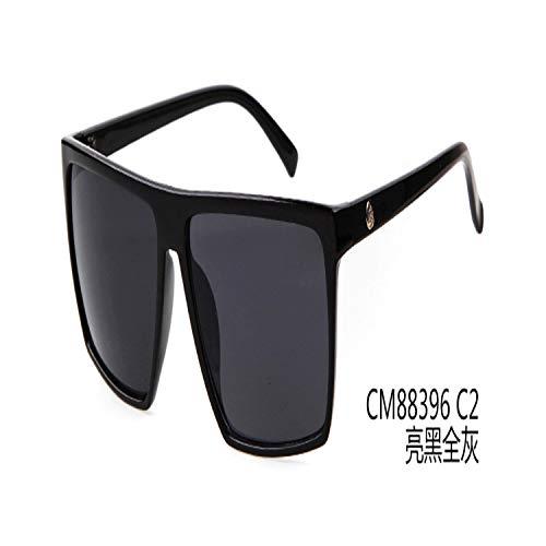 Sportbrillen, Angeln Golfbrille,Retro Square Sunglasses Mens Vintage Sun Glasses Brand Designer Man Goggles Square Steampunk Eyewares Gafas De Sol Gafas ST88 C2