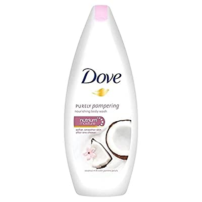 Dove Purely Pampering Coconut Body Wash 250ml from Dove