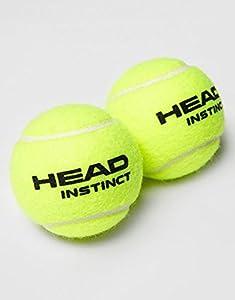 Head Instinct Tennis Balls (4 Balls) Review 2018