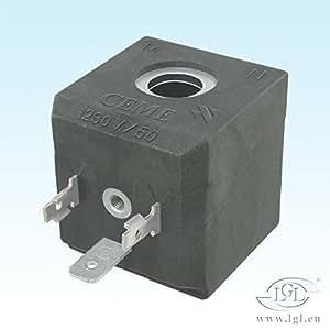ceme 688 magnetventilspule 230v 50hz 17va f r b gelstation dampfreiniger k che. Black Bedroom Furniture Sets. Home Design Ideas