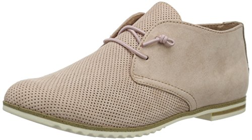 MARCO TOZZI Damen 25102 Desert Boots, Pink (Rose Comb 596), 39 EU