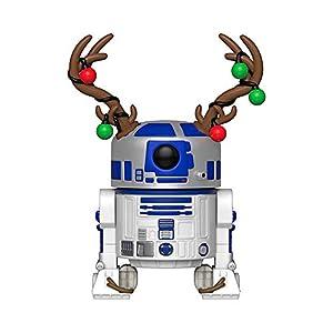 Funko Pop R2-D2 con cuernos de reno(Star Wars 275) Funko Pop Star Wars