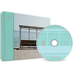 BANGTAN BOYS KPOP YOU NEVER WALK ALONE WINGS BTS [LEFT Ver.] Album CD + Poster + Photobook + Photocard + Gift (4 Photocards Set)