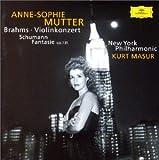 Brahms: Violinkonzert / Schumann: Fantasie op. 131