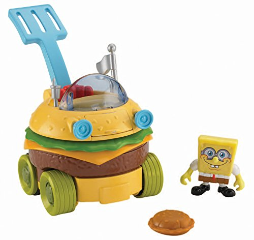BOB ESPONJA PATTY WAGON X4079