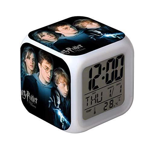 Hili watch Reloj Despertador electrónico Harry Potter