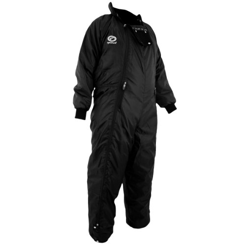 Optimum Uomo Tuta per allenamento Rugby Sub Suit, Nero (schwarz), XXL