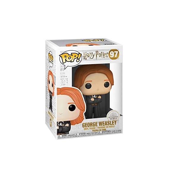 Funko Pop George Weasley Baile de Navidad (Harry Potter 97) Funko Pop Harry Potter