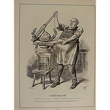 PUNCH cartoon 1903 /p162 LEMON SQUASH treasury / budget