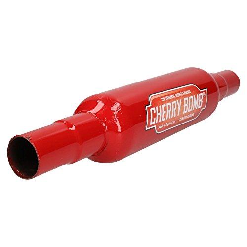 Kleine Cherry Bomb Performance Auspuff Mitte Mitte des Auspuff-endrohrs 3