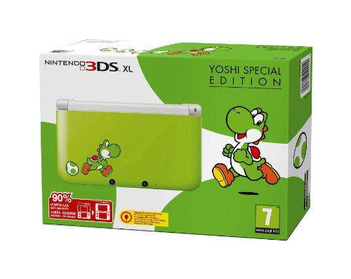 Nintendo 3DS XL–Console Yoshi Special Limited Edition [importation italienne]