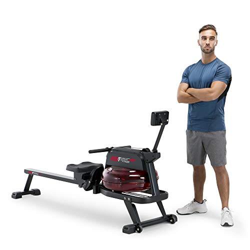 Circuit Fitness Water Rowing Machine