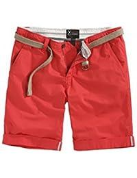 Surplus Surplus Xylontum Chino Shorts Kurze Hose Bermuda Short - cargo - Homme