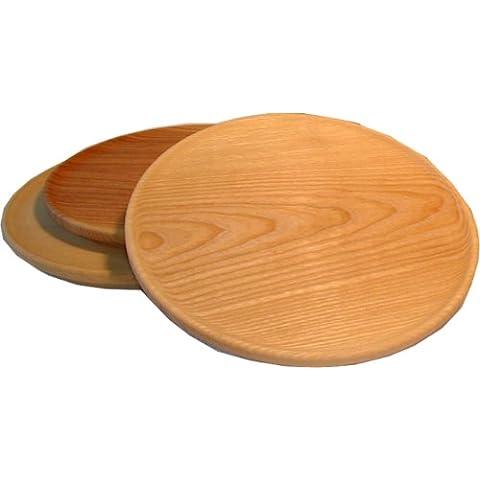 Platos HS 24, madera de fresno