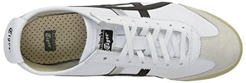 Onitsuka Tiger Mexico 66 - Sneakers Uomo Bianco (white/black 0190) Salida Asequible mwIqXm