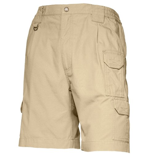 5.11 Herren Baumwolle Tactical Shorts, Herren, Cotton, Coyote Brown (Cotton 5.11 Tactical Shorts)