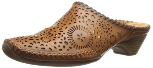Pikolinos  Tabarca 818-8807_v13, Chaussures à talons femme Marron Brandy