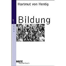 Bildung (Beltz Taschenbuch / Essay)