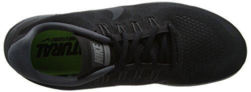 Scarpe Da Corsa Nike Free Running Rn 2017 Nero (nero / Antracite-grigio Scuro-grigio Freddo)