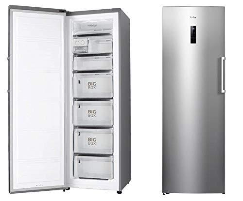 Amica GS 15770E autonome Premiumqualität 259L A + + Silber Gefrierschrank-Tiefkühltruhen (Premiumqualität, 259L, 20kg/24h, sn-t, Eisfreihalter, A + +)