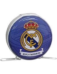 REAL MADRID CF® Monedero Redondo con Cremallera