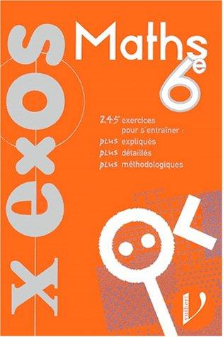 Mathématiques, 6e par Christophe Quittet