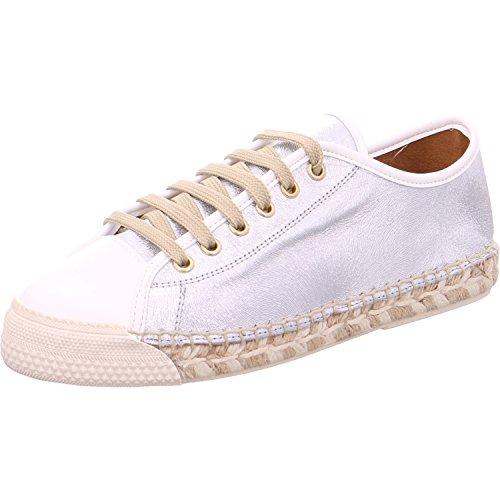 maypol Damen Sneaker Sambuca-HM-1 Silber 82685