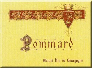 MAGNET 6X8cm GRAND VIN DE BOURGOGNE POMMARD - MM
