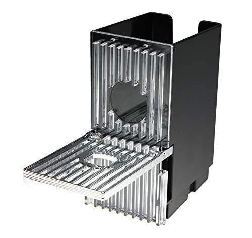 Delonghi Nespresso contenitore capsule + poggiatazze Lattissima Pro EN750 F456