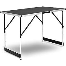 Amazon.fr : table pliante - Noir