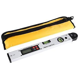 360° Range Digital Inclinometer Level Angle Gauge Finder Upright Magnet