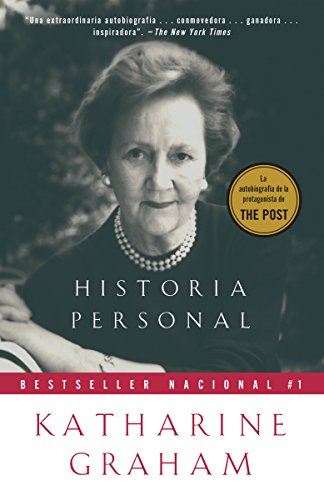 Historia Personal por Katharine Graham